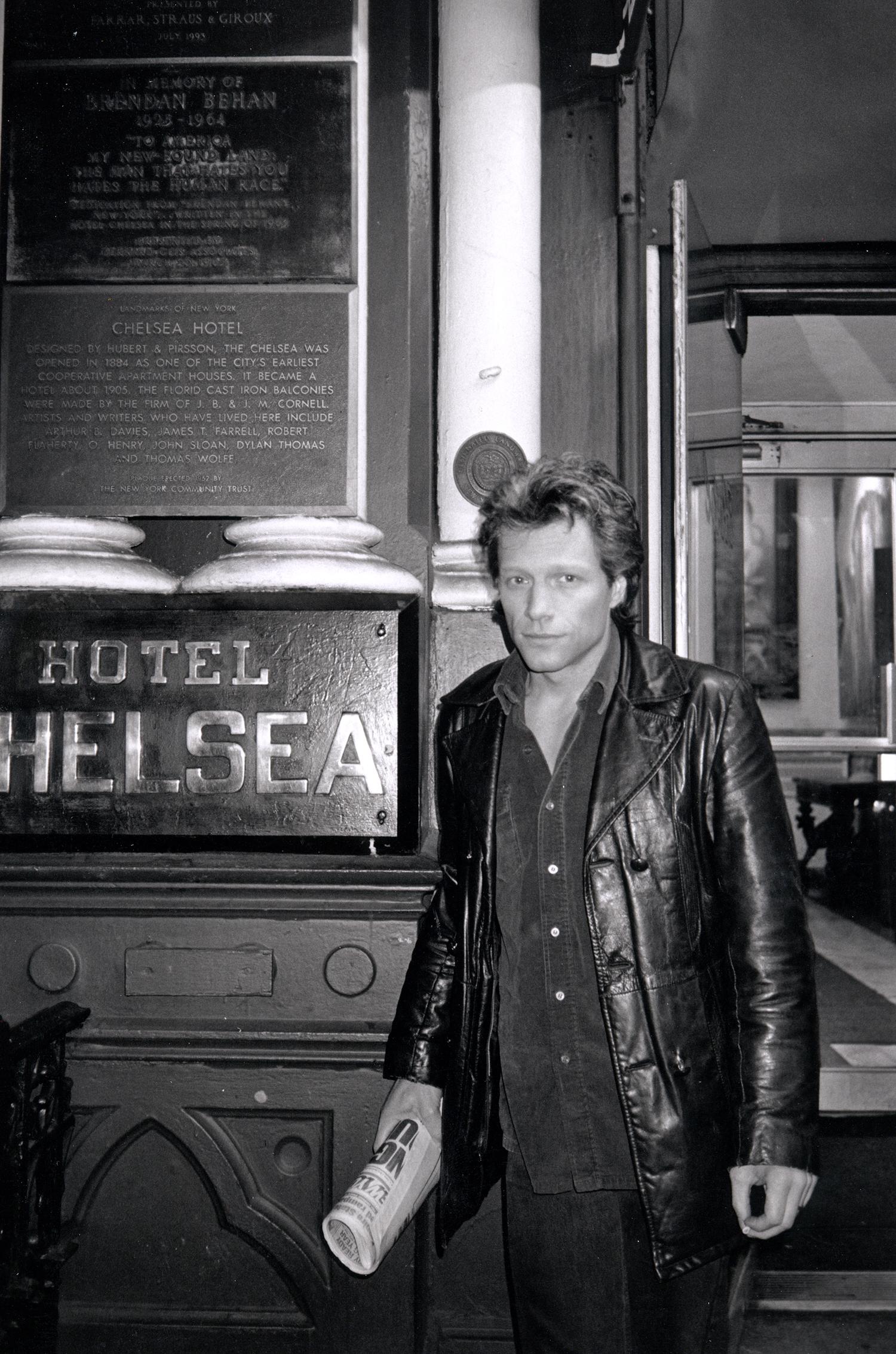 Jon Bon Jovi, 1997 © Rita Barros