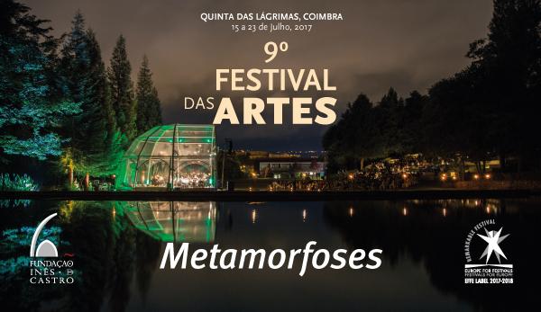 9º Festival das Artes | Metamorfoses | 2017