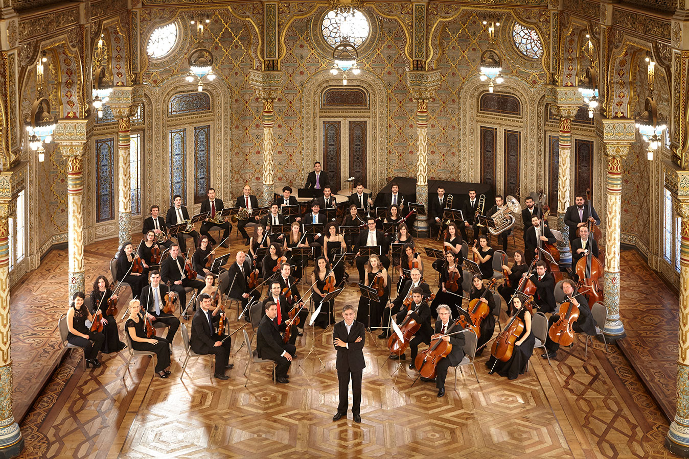 13 de Julho 21:30   |  Orquestra Filarmónica Portuguesa