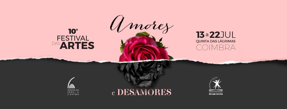 10º Festival das Artes | Amores & Desamores