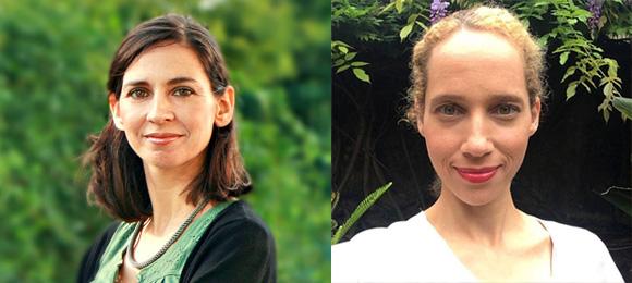 Inês Franco Alexandre e Inês Thomas de Almeida, oradoras